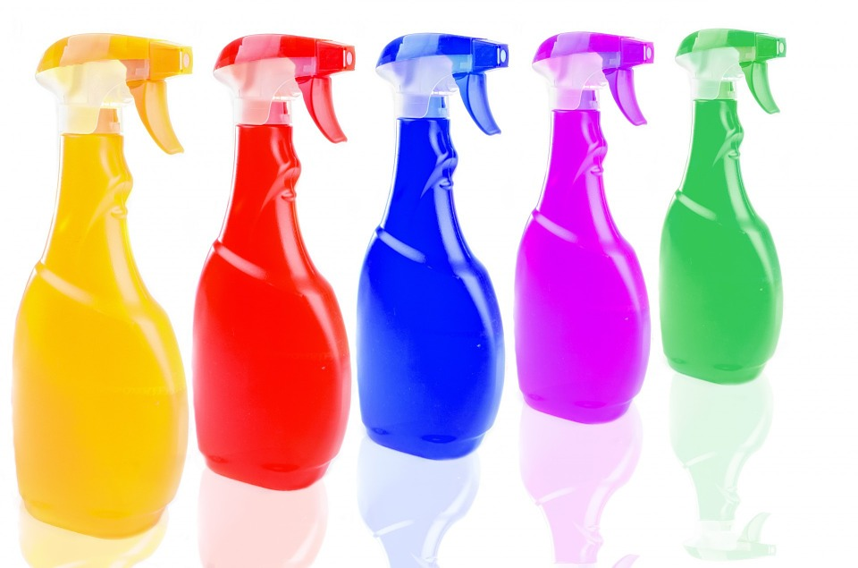 Make your house smell good-All spray household cleaner